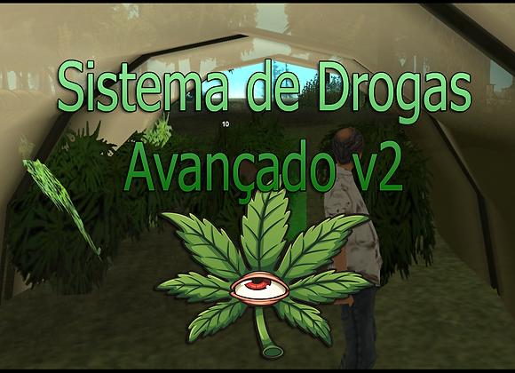 Sistema de Drogas Avançado