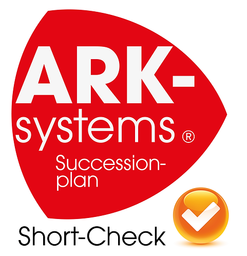 ARK-Systems Succession-plan Short-Check, 4/4