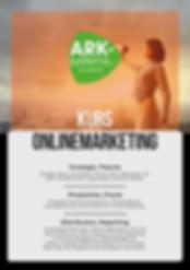 Kurs online marketing social media Titel