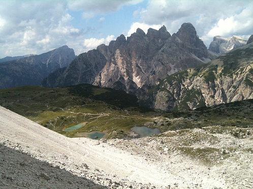 September, Foto-, Video-Woche, Dolomiten