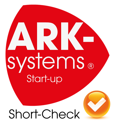 ARK-Systems Start-up Short-Check, 2/4