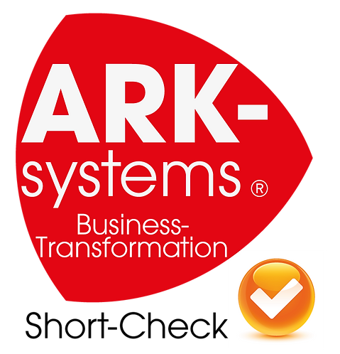 ARK-Systems Business-Transformation Short-Check, 6/6