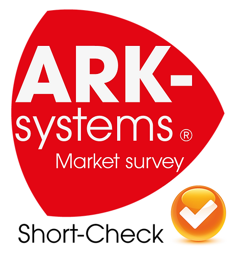 ARK-Systems Market survey Short-Check, 2/5