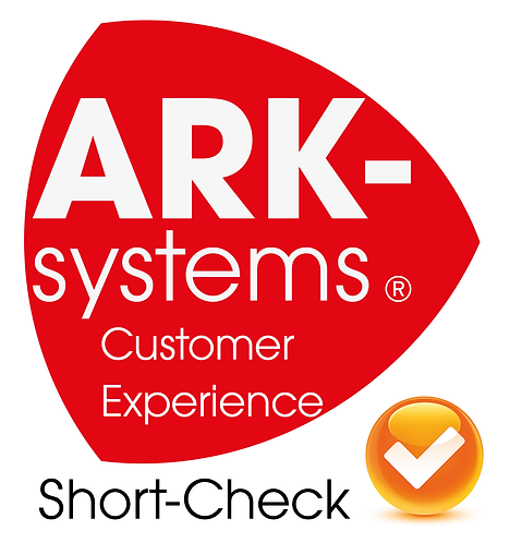 ARK-Systems Customer Journey Mapping Check 1/4