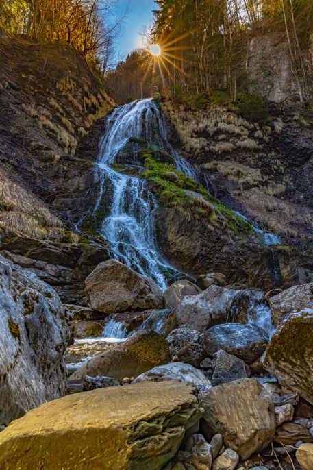 0139 sunbeam over the waterfall _DSC6659