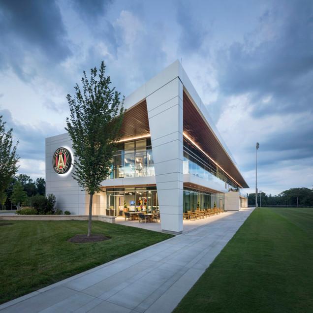 Atlanta United Training Facility