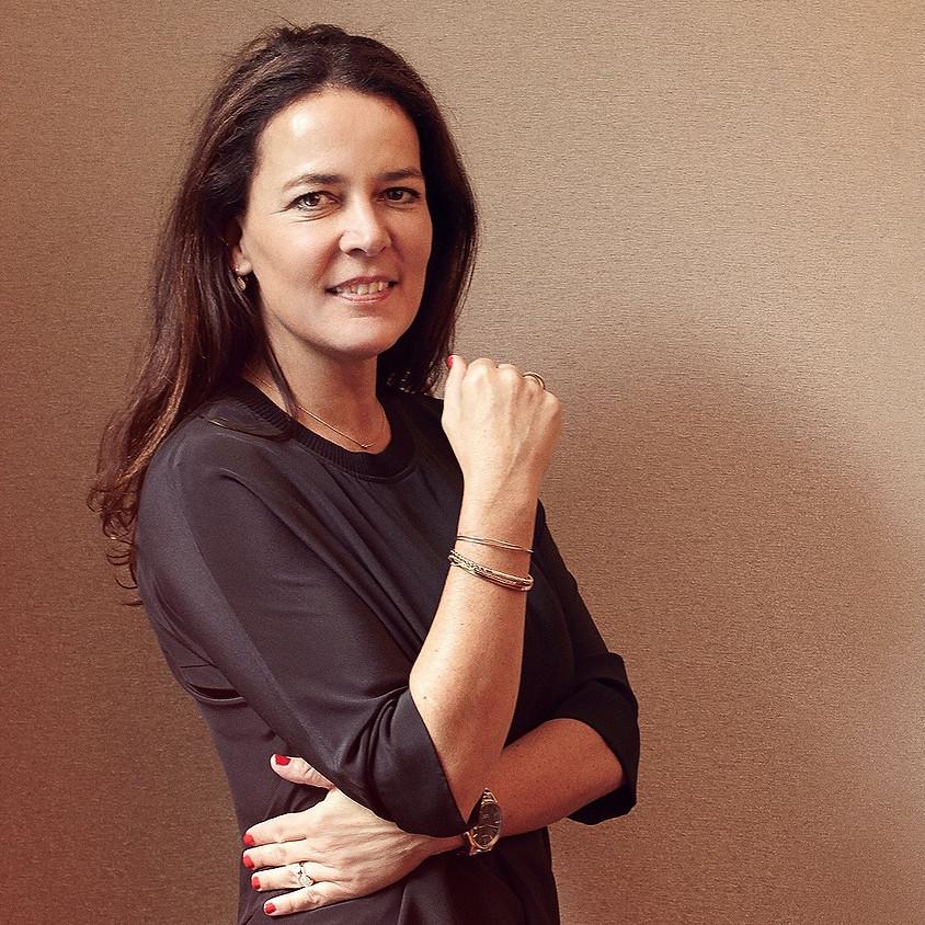 Nina Müller, CEO Jelmoli