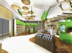 ตกแต่งภายใน-ร้านค้า-วิวัฒการเกษตร
