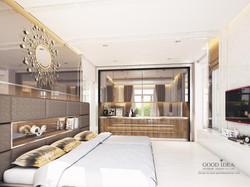ตกแต่งภายใน Luxuryl บ้าน คุณกิ๊ฟ นครปฐม 6