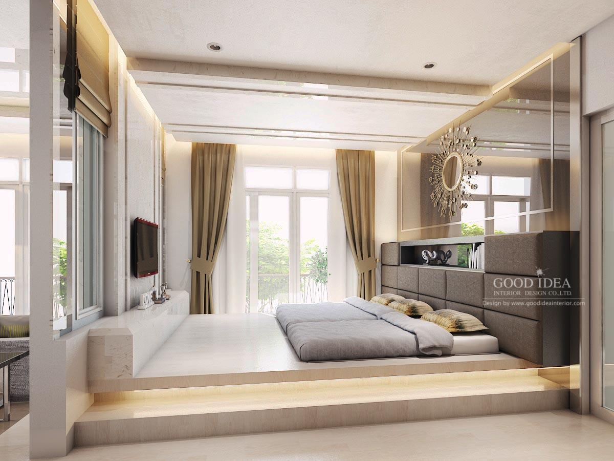 ตกแต่งภายใน Luxuryl บ้าน คุณกิ๊ฟ นครปฐม 5