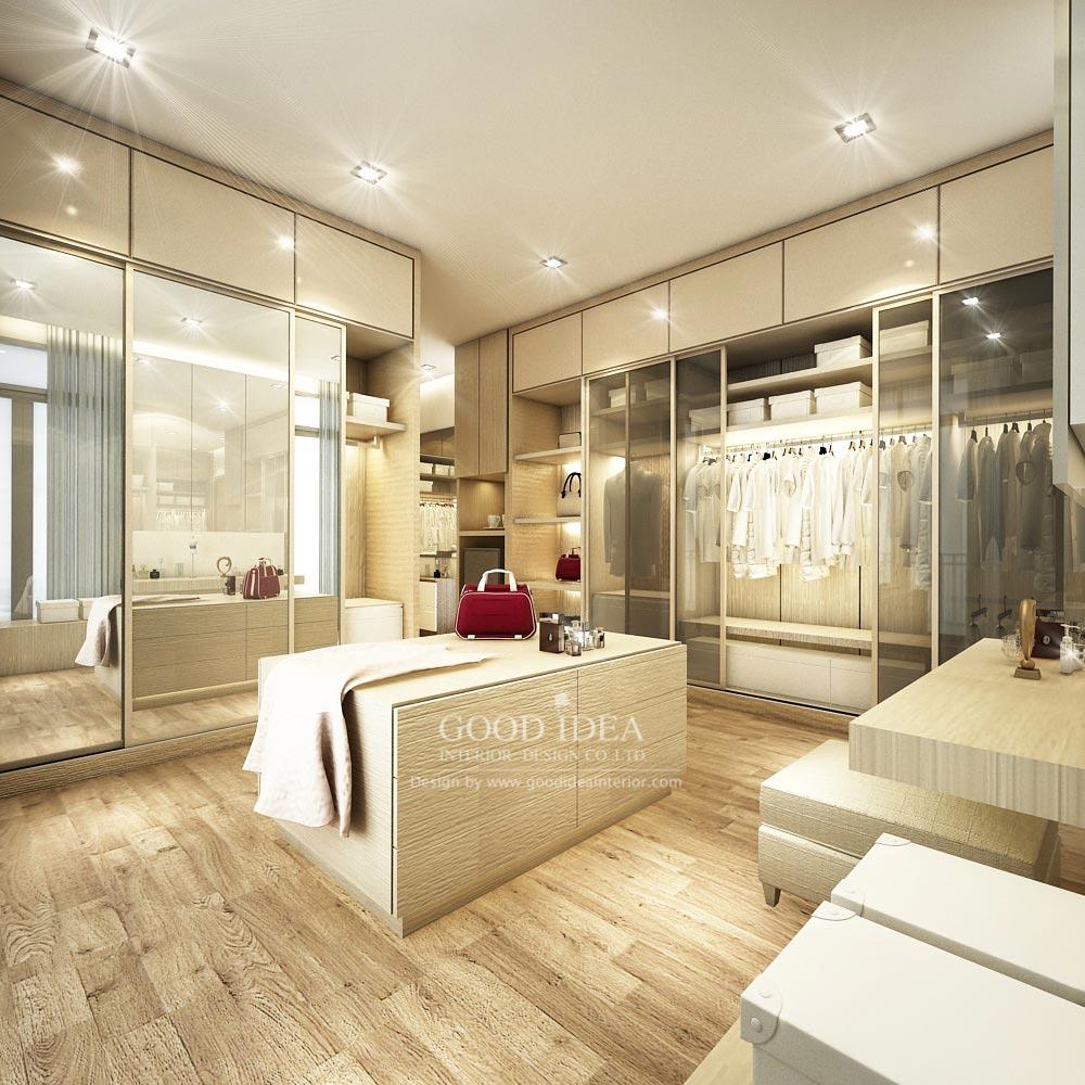 ตกแต่งภายใน Luxuryl บ้าน คุณกิ๊ฟ นครปฐม 45
