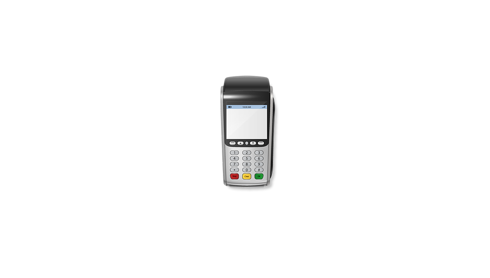 Verifone Point of sale terminal
