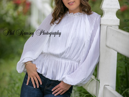 Sneak peak of Ms. Coughlan from CHS!Call to book your senior session. Our available slots are filli