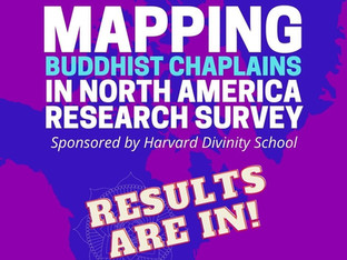 Mapping Buddhist Chaplains Research Survey