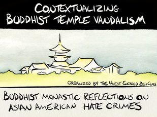Contextualizing Buddhist Temple Vandalism Discussion Panel