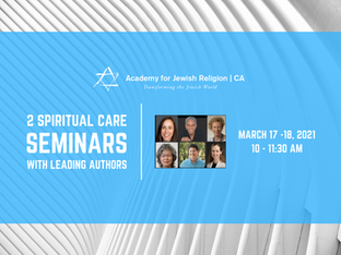 AJRCA Center for Spiritual Resilience Seminars