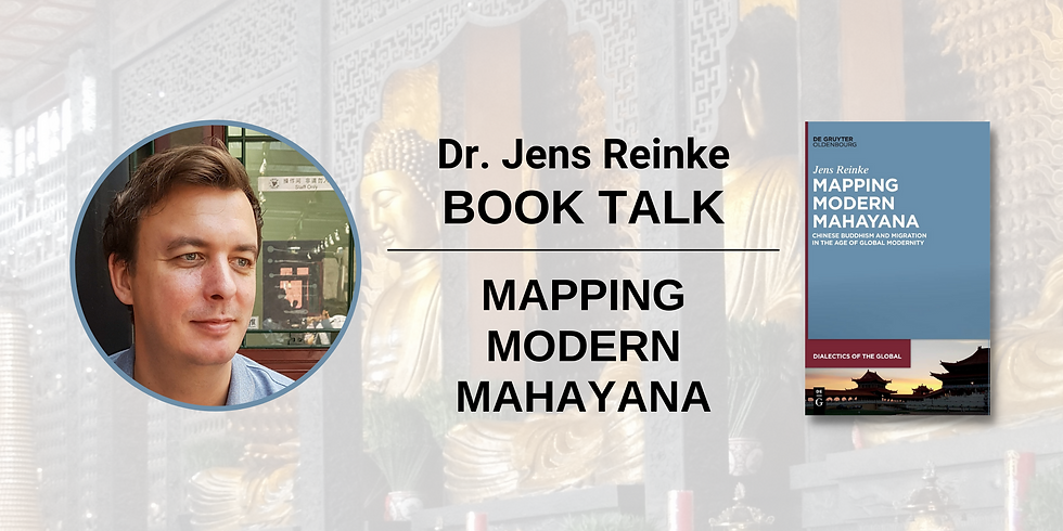 Dr. Jens Reinke - Mapping Modern Mahayana