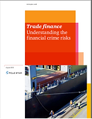 Trade Finance - Understanding the financial crime risks (cover page)