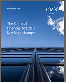 Criminal Finances Act 2017 cover page