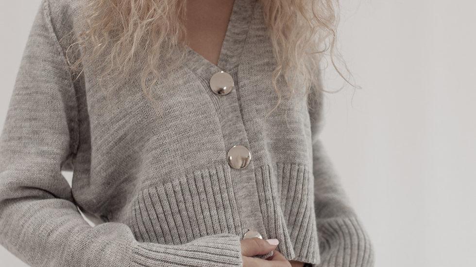 Cardigan Public / Grey