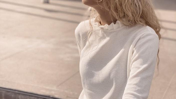 Olivia Shirt / Off White