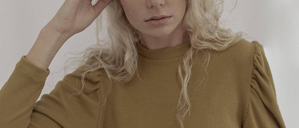 New Sweater Anne Wafle / Oliva