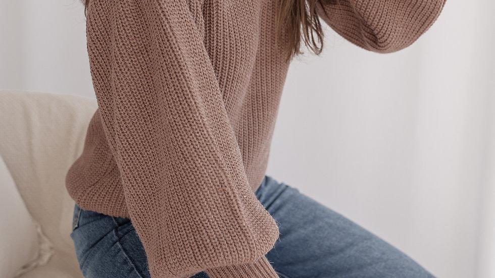Sweater Apolo / Rosa Viejo