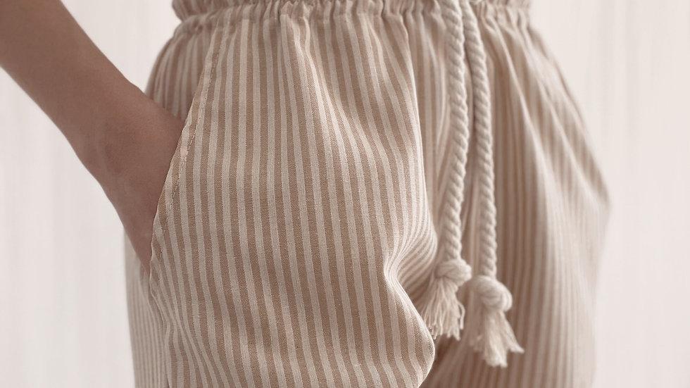 Short El Nido / Stripes