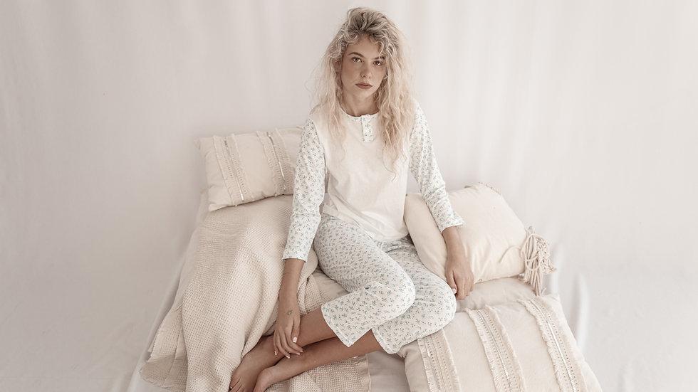 Pijama Josefina / Flowers