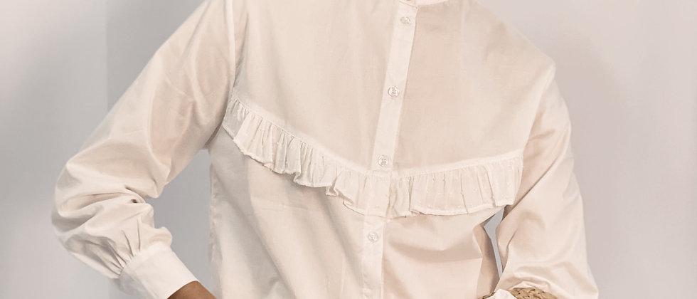 Camisa Quinn / Off White