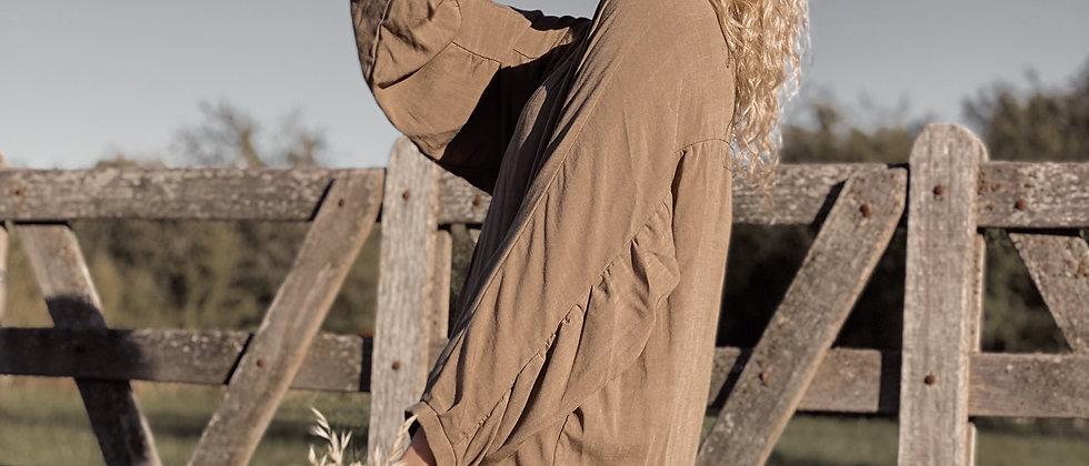 Camisa Positano / Safari