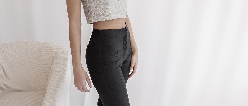 Dusty Pants Bengalina / Black