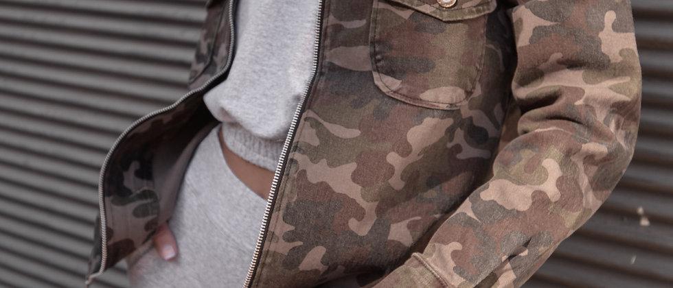 Lipa Jacket / Army