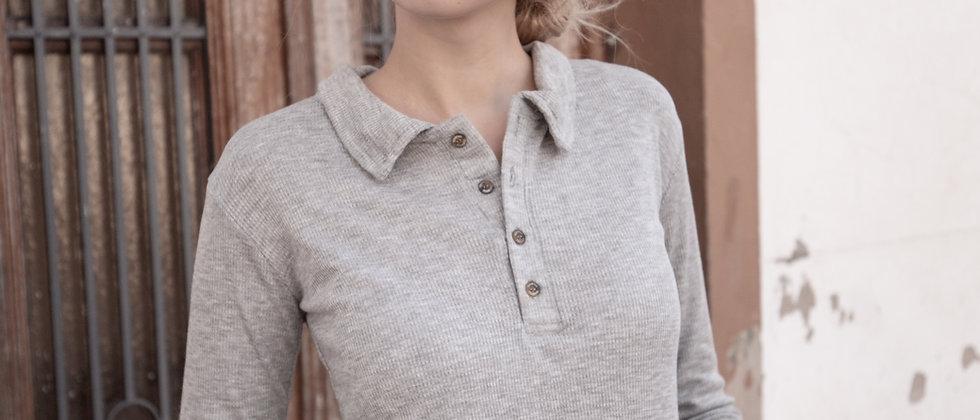 Maria Shirt / Grey