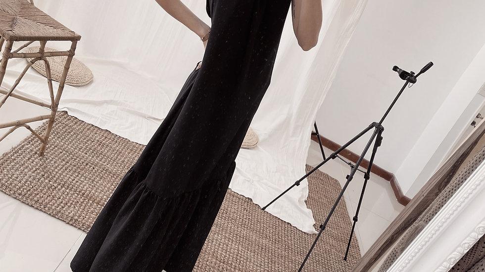 Classy Paz Dress  / Black