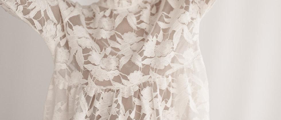 Blusa Francisca / Off White