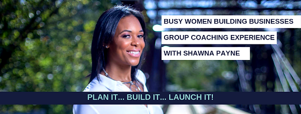 Busy Women Building Businesses - FB Cove