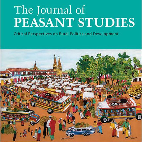 Article: Finance and rural governance: centralization and local challenges