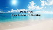 Insight from Masters Teachings cover.png