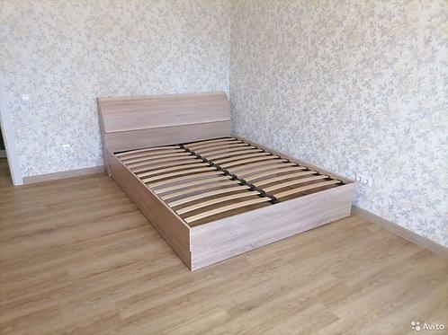 Кровать Л123-1,8Б БЕЗ ОСНОВАНИЯ