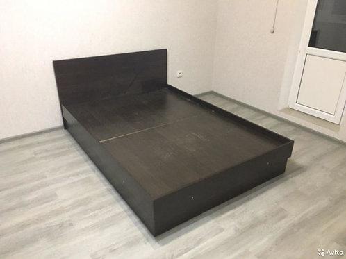 Кровать ст123-1,8Л осн. ДСП