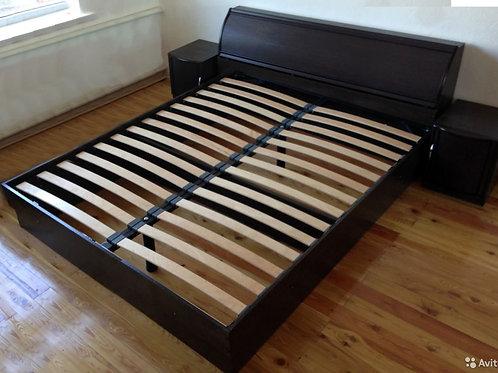 Кровать Л123-1,4т БЕЗ ОСНОВАНИЯ