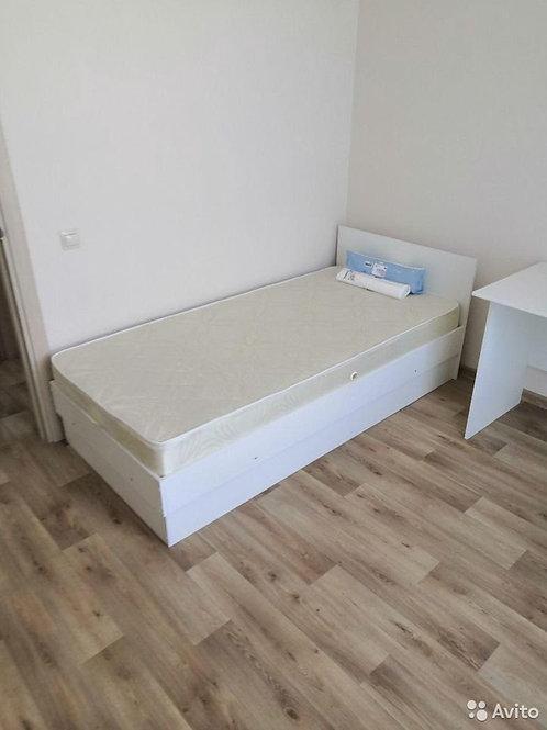 Кровать ст210Л осн. ДСП