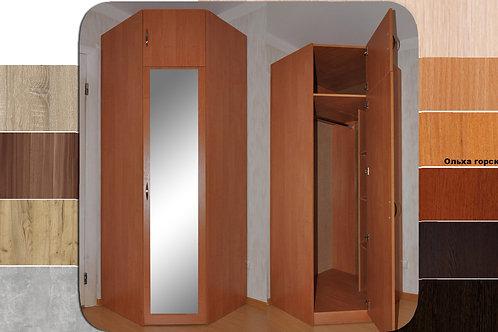 Шкаф угловой ст111з (с зеркалом)