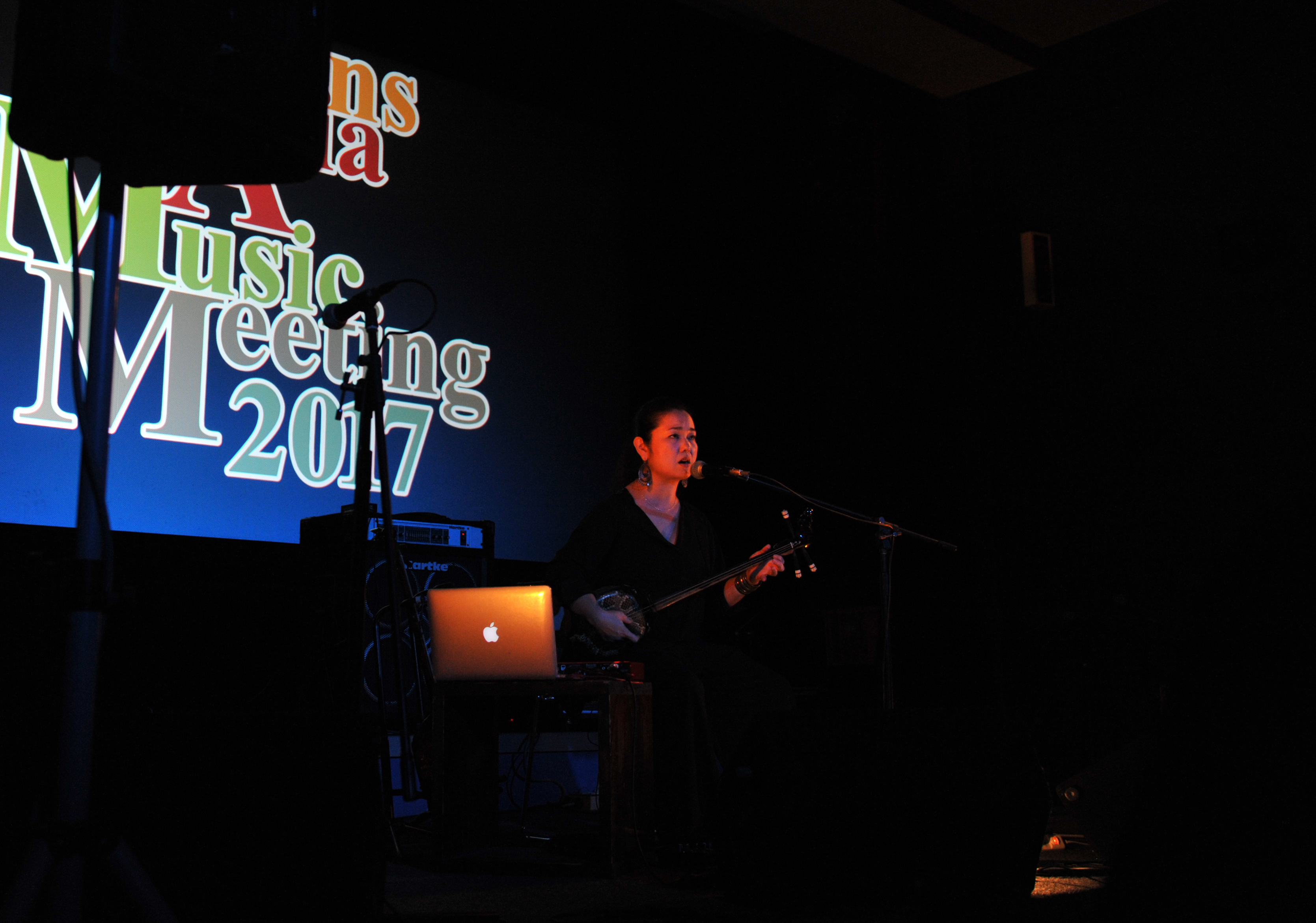 Trans Asia Music Meeting 2017