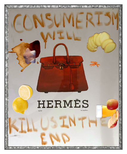 Stop Consuming, Just Lumka