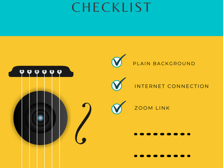 Online Assessment Checklist: A rundown of everything you need to know for your Big Day