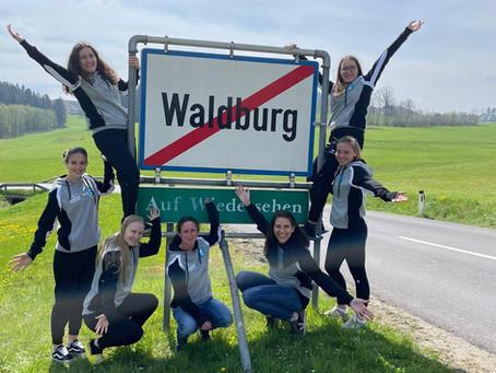 Drösinger Damen zu Gast in Waldburg/Oberösterreich