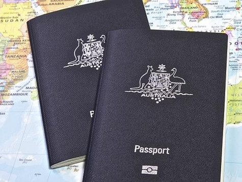 Passports Are Back - Just in Time