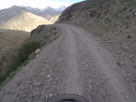 Tajikistan and the Mighty Pamirs